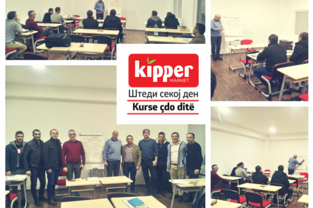 ORGANIZATIONAL WORKSHOP FOR KIPPER MARKETS TOP MANAGEMENT